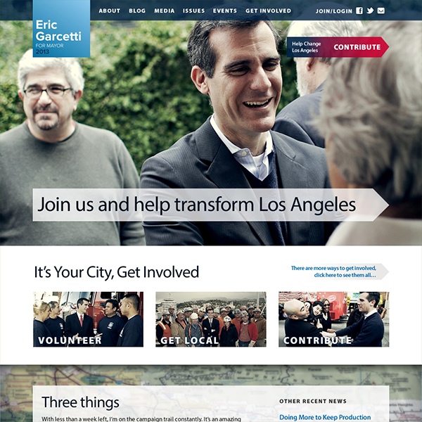 Garcetti for Mayor