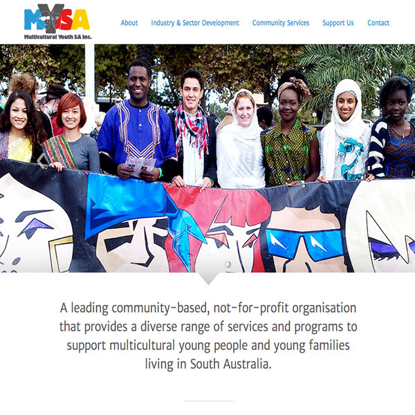 Multicultural Youth SA