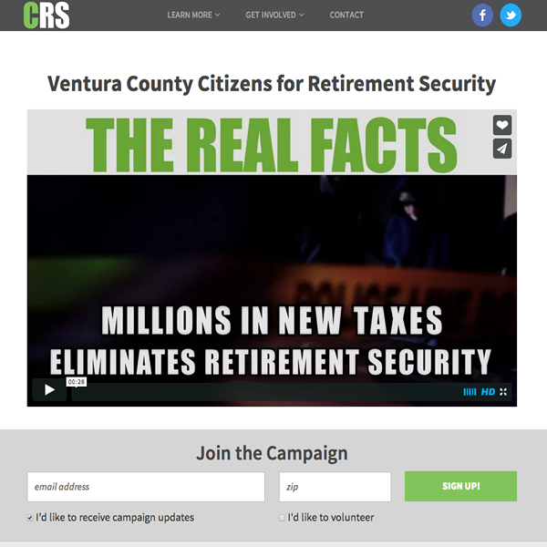Citizens for Retirement Security