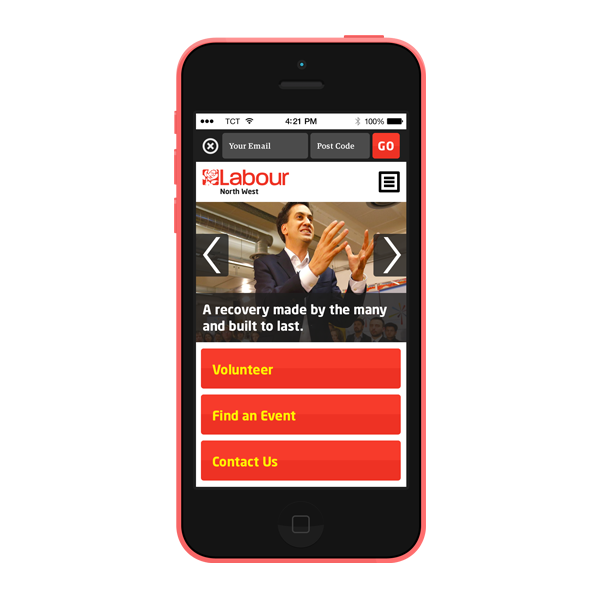 UK Labour Party | Mobile
