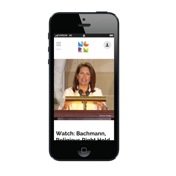 NCRM mobile beta, cStreet Campaigns