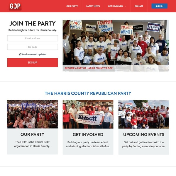 Harris County GOP
