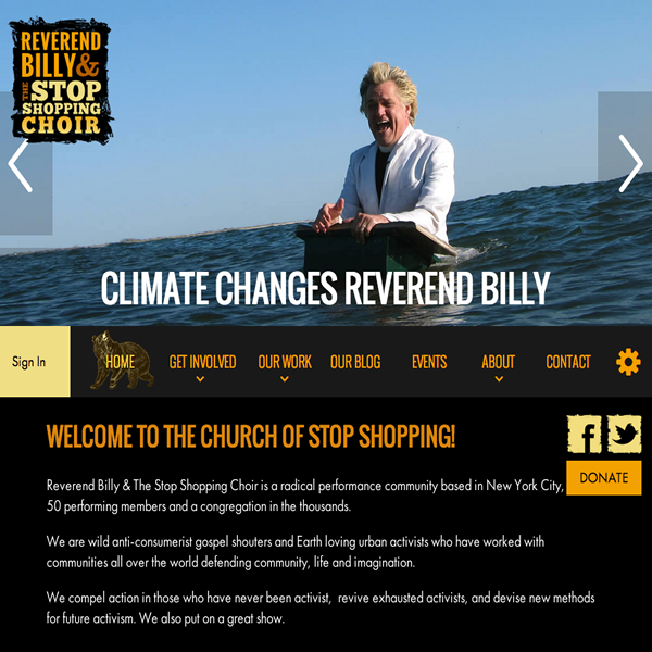 Reverend Billy