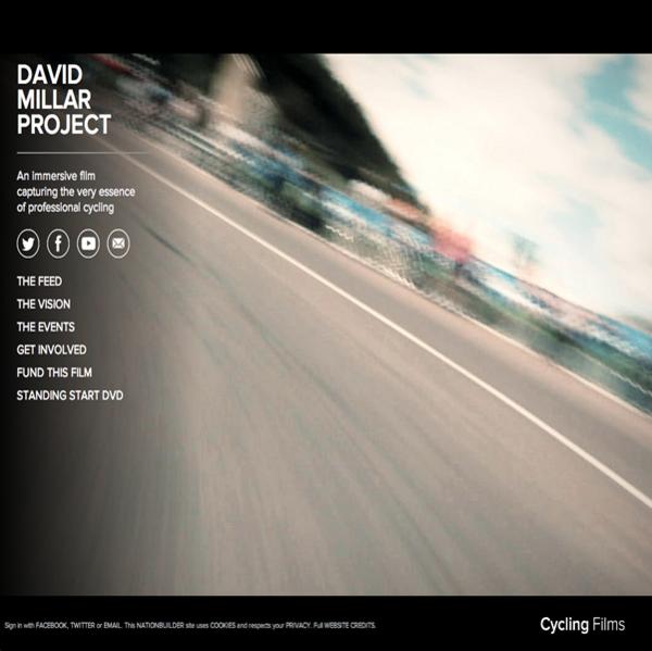 David Millar Project