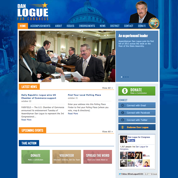Dan Logue for Congress