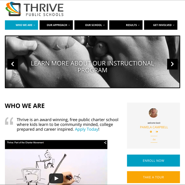 Thrive - Made by Pumpkin