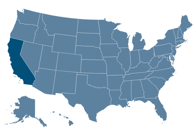 Best States To Practice Interactive Map Physicians Practice How - Interactive map of us