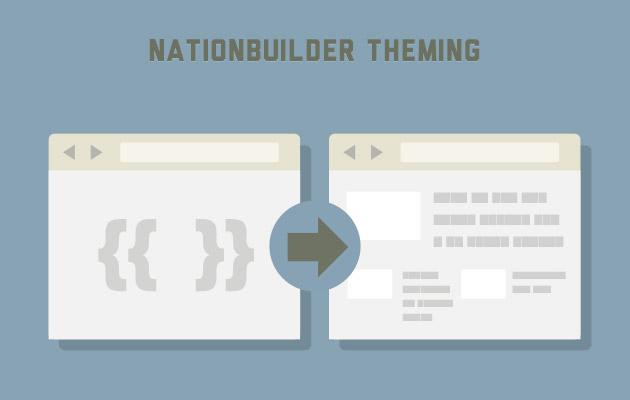 Liquid template examples in NationBuilder