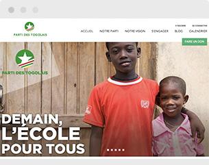 Parti des Togolais