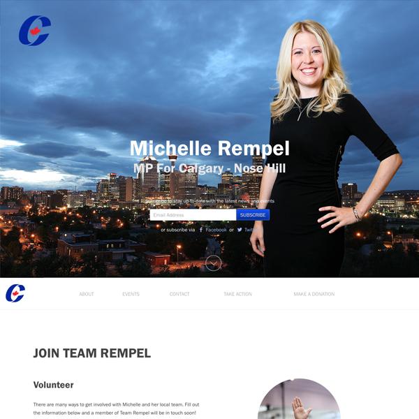 Calgary - Nosehill Conservative EDA