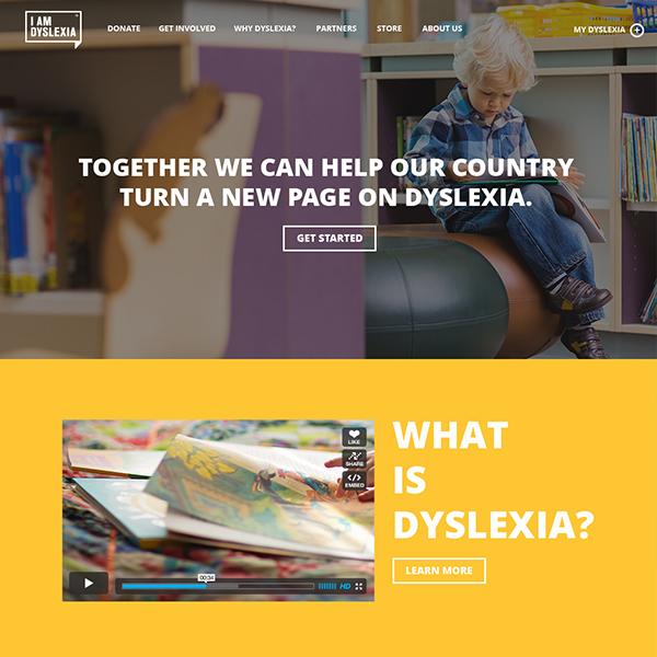 I Am Dyslexia
