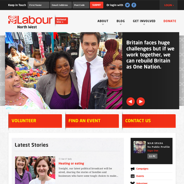 The UK Labour Party