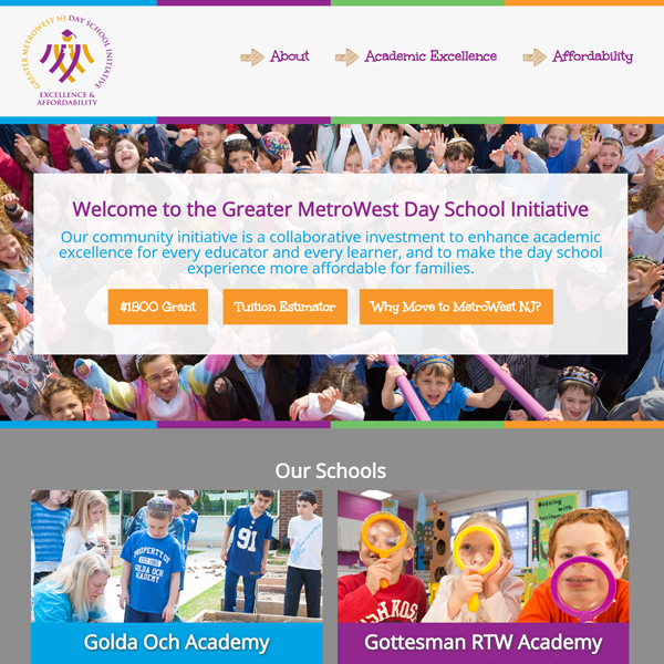 NJ Day School Initiative