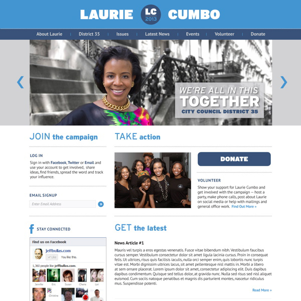 Laurie Cumbo - City Council