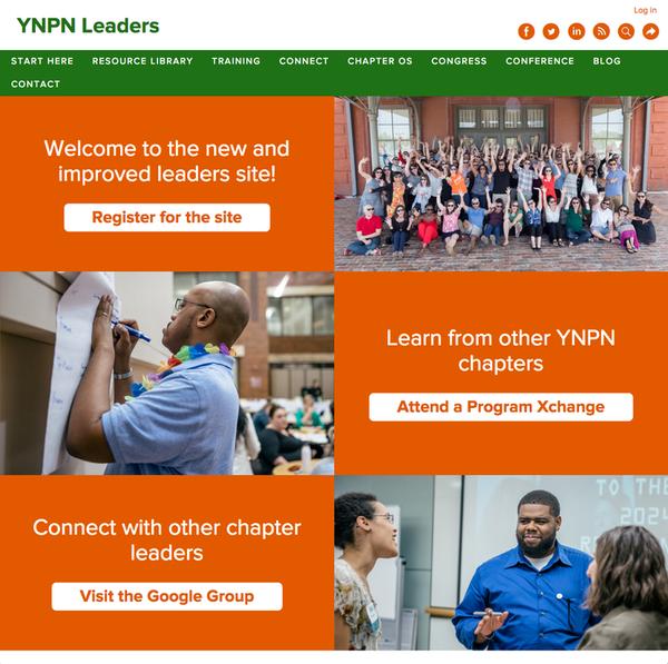 YNPN Leaders