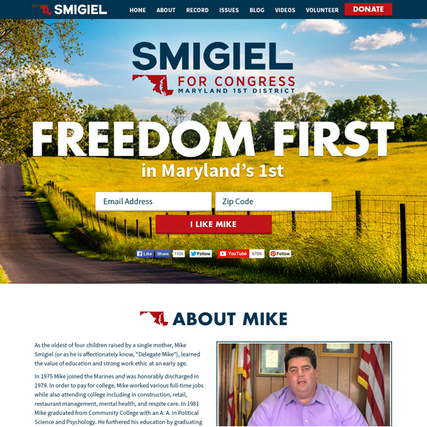 Smigiel for Congress