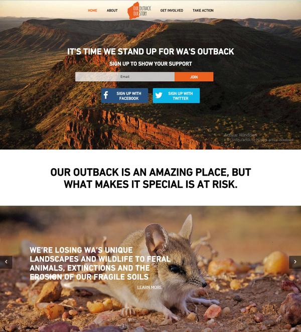 Outback WA Campaign