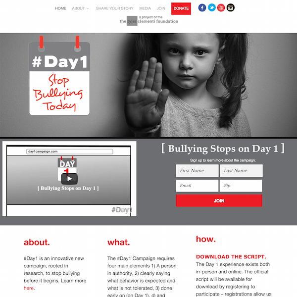 Day 1 Campaign