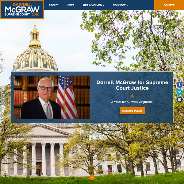 McGraw for Supreme Court Justice