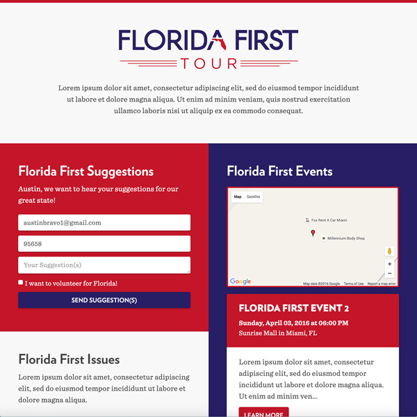 Florida First