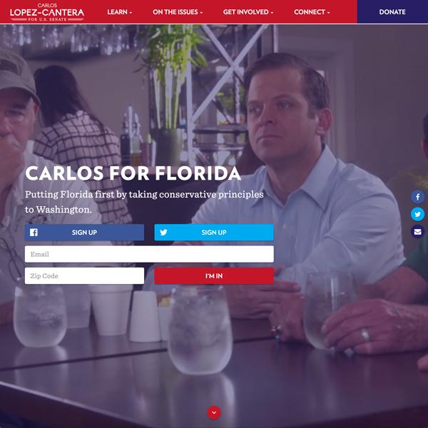 Carlos for Florida