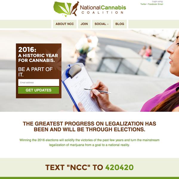 National Cannabis Coalition