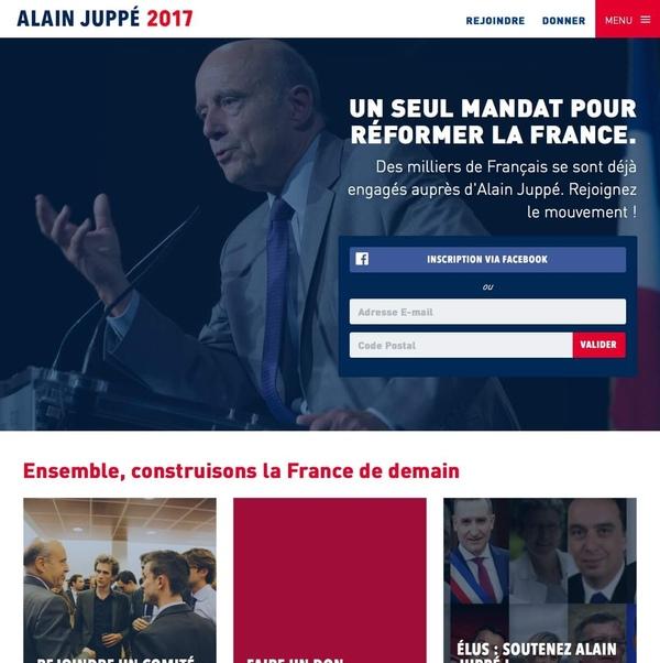 Alain Juppé pour la France