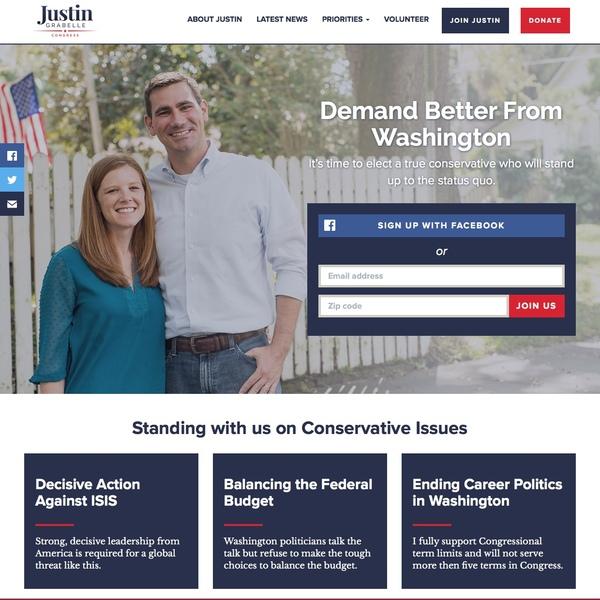 Justin Grabelle for Congress