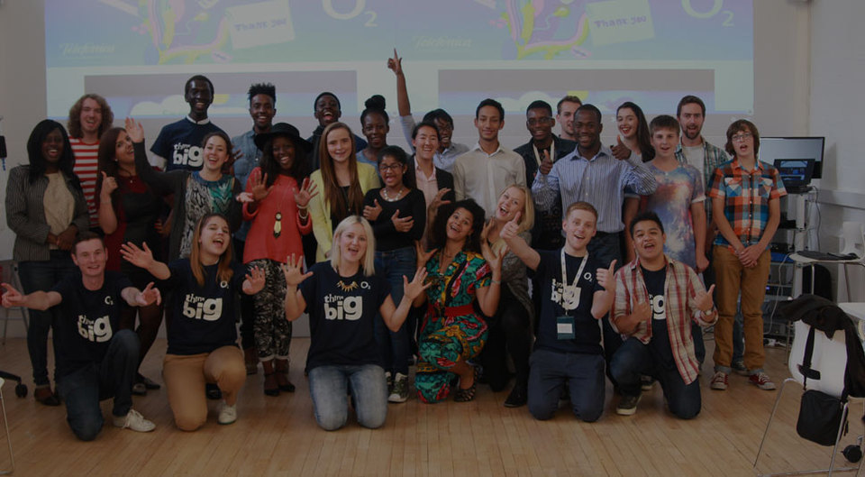 Helping O2 build a social movement using