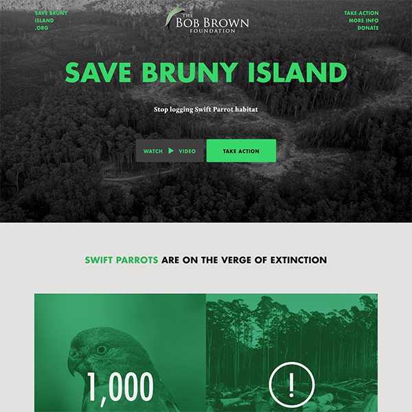 Save Bruny Island