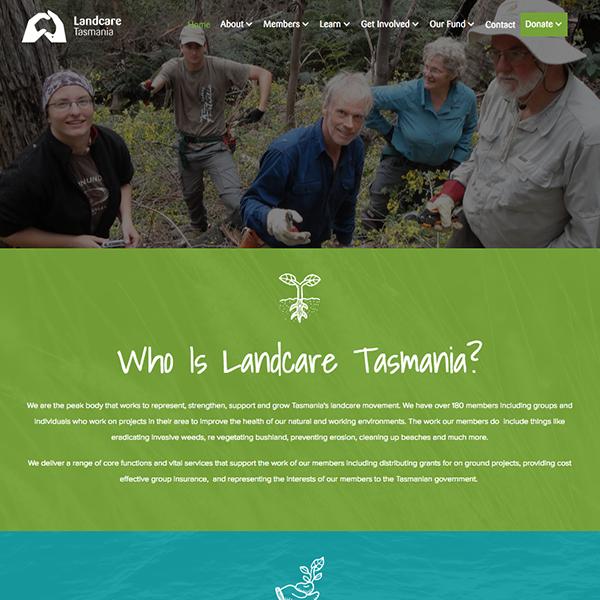 Landcare Tasmania