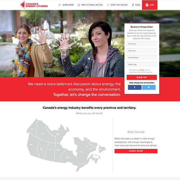 Canada's Energy Citizens