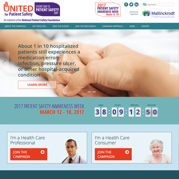 United for Patient Safety