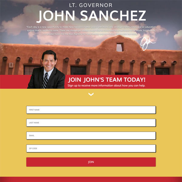John Sanchez NM