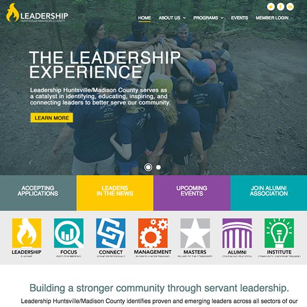 Leadership HSV - Made by Pumpkin