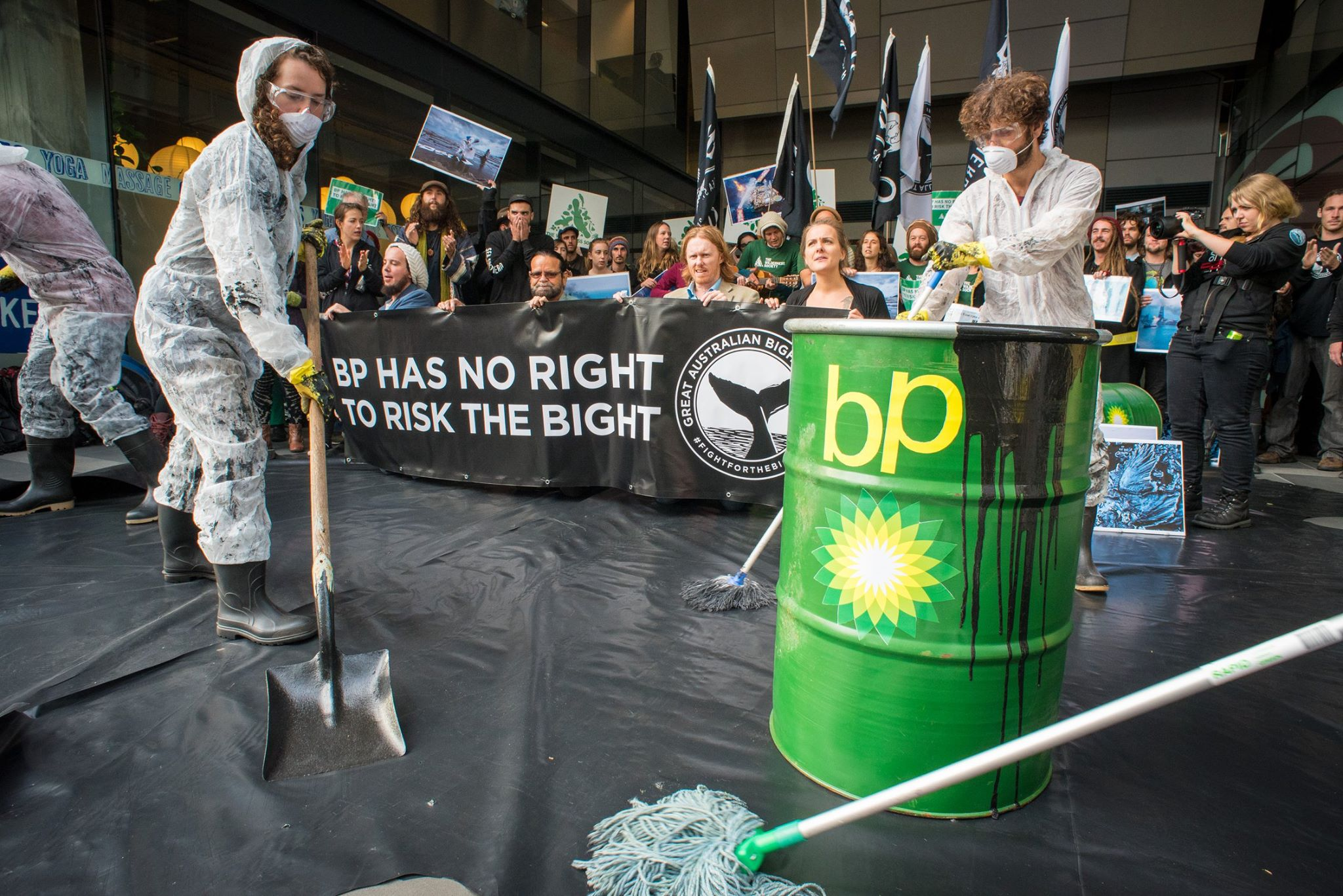 Expanding the reach of the environmental advocacy movement in Australia