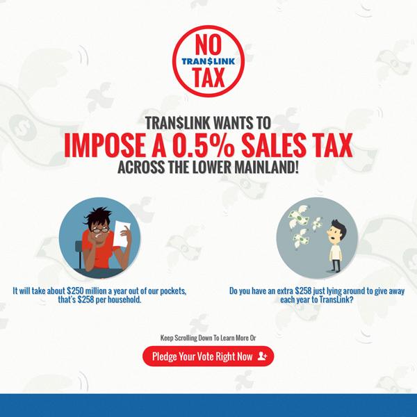 No TransLink Tax