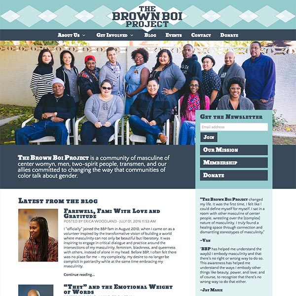 Brown Boi Project
