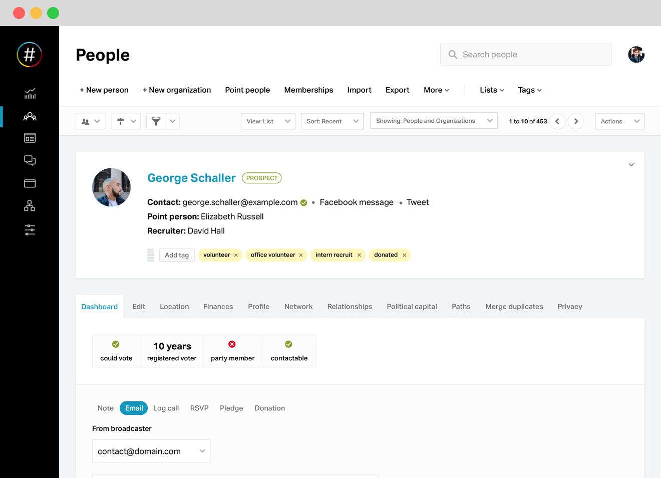 NationBuilder: Software for leaders