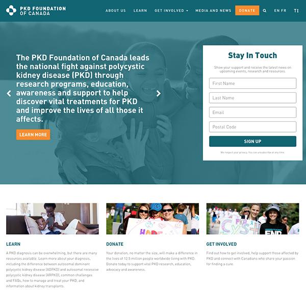 PKD Foundation (Non-Profit)