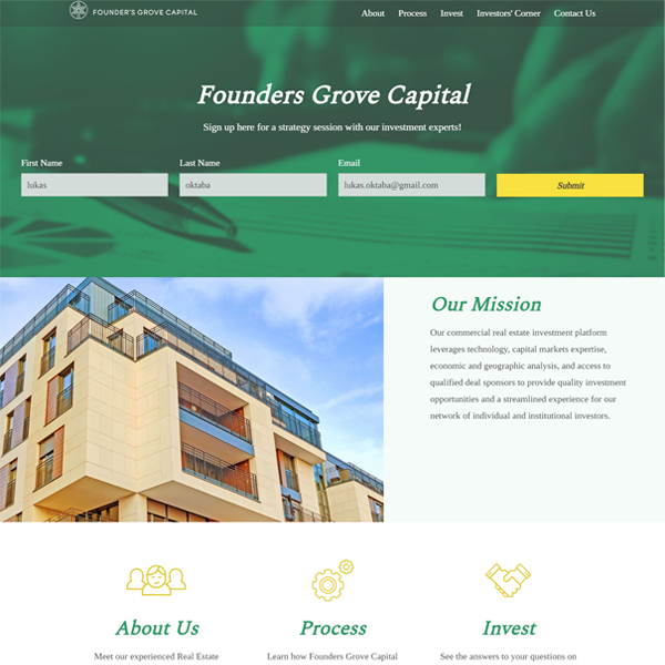 Founders Grove Capital