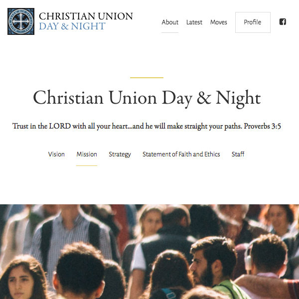 Christian Union Day & Night