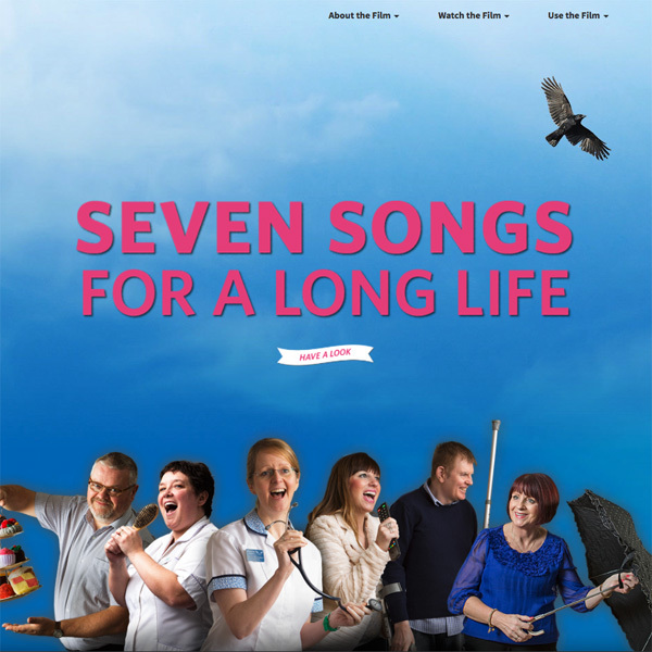 Seven Songs For A Long Life (film)