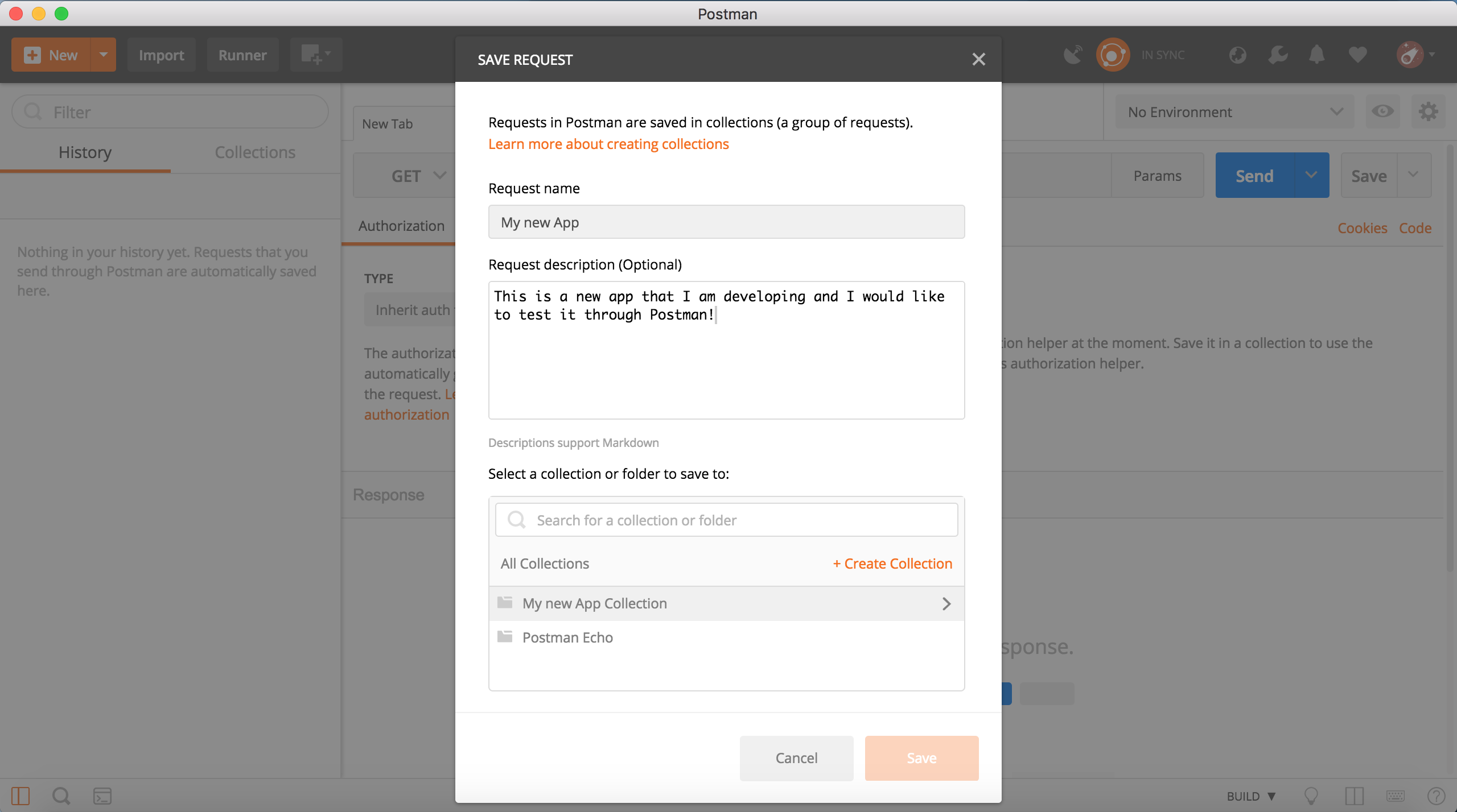 How to test your app through Postman - NationBuilder