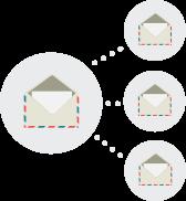 Email blasting