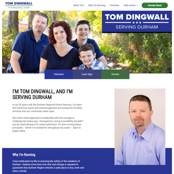 Tom Dingwall