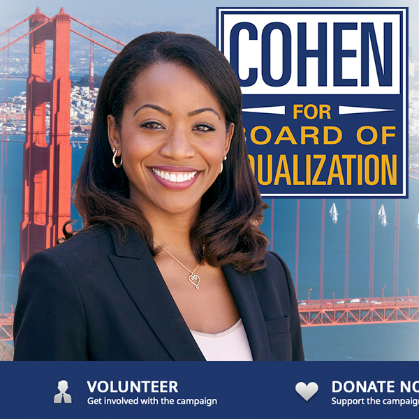 Cohen for Board of Equalization