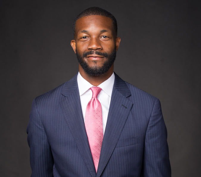 Mayor of Birmingham, Alabama, Randall Woodfin