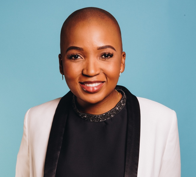 Mpumi Nobiva uses NationBuilder to help power Share Your Story South Africa