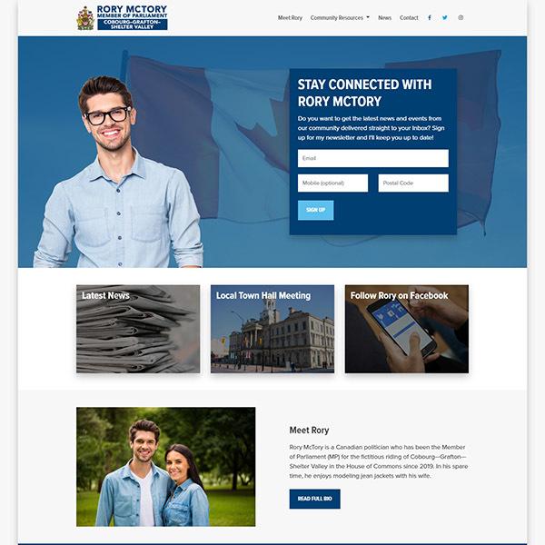 2020 MP Website Program